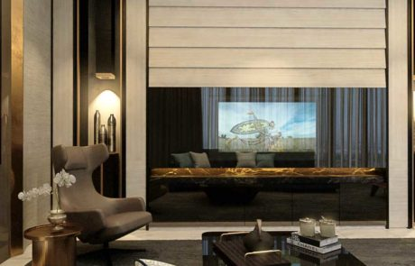 Living Room for Landed House in Selangor
