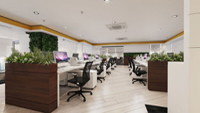 Tell 6 Office Space Planning