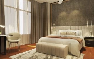 Mews, The Glades Putra Heights Bedroom