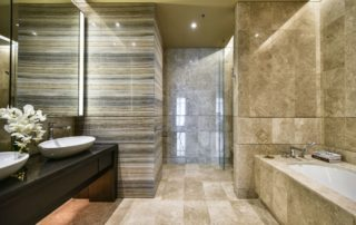 Ritz Corlton Residences Bathroom