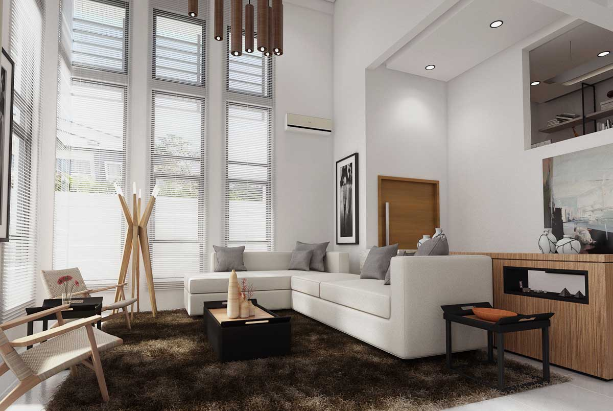 Willow Park living area