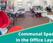 office area for games and recreation