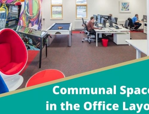 How to make Office Layouts more Effective with Communal Spaces